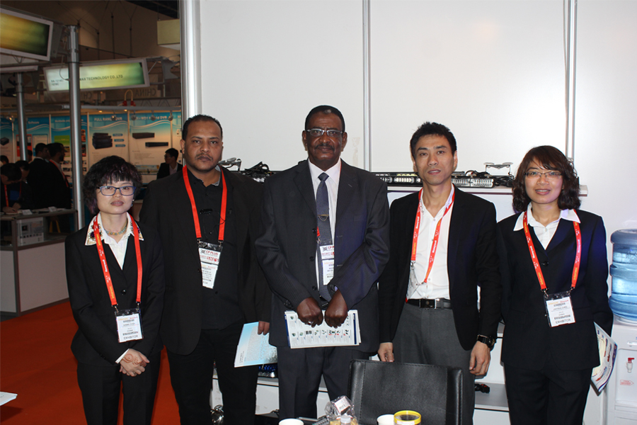 Intersec Dubai 2013